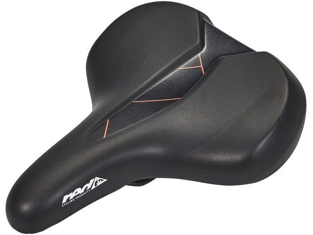 Red Cycling Products E-Mobility City Saddle schwarz